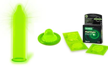 glow condom supplier from China