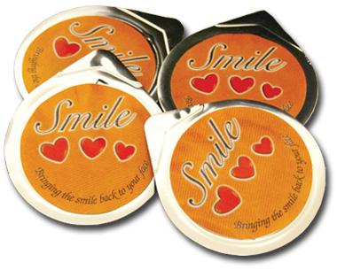 Smile Buttercup Condoms
