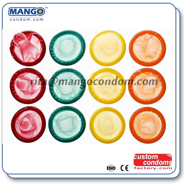 spermicide condom
