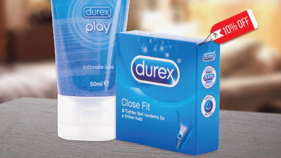 Durex Close Feel smaller condom
