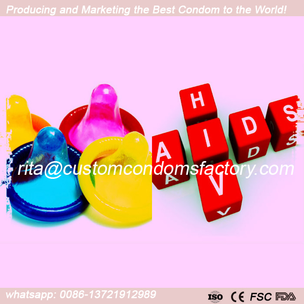 Hiv transmission with condom use