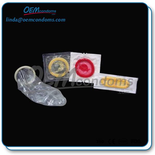 pleasure condom, dots and ribs condom, dotted condom supplier, ribbed condom manufacturer