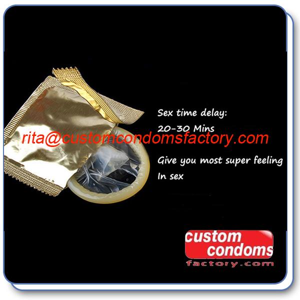 numbing condoms