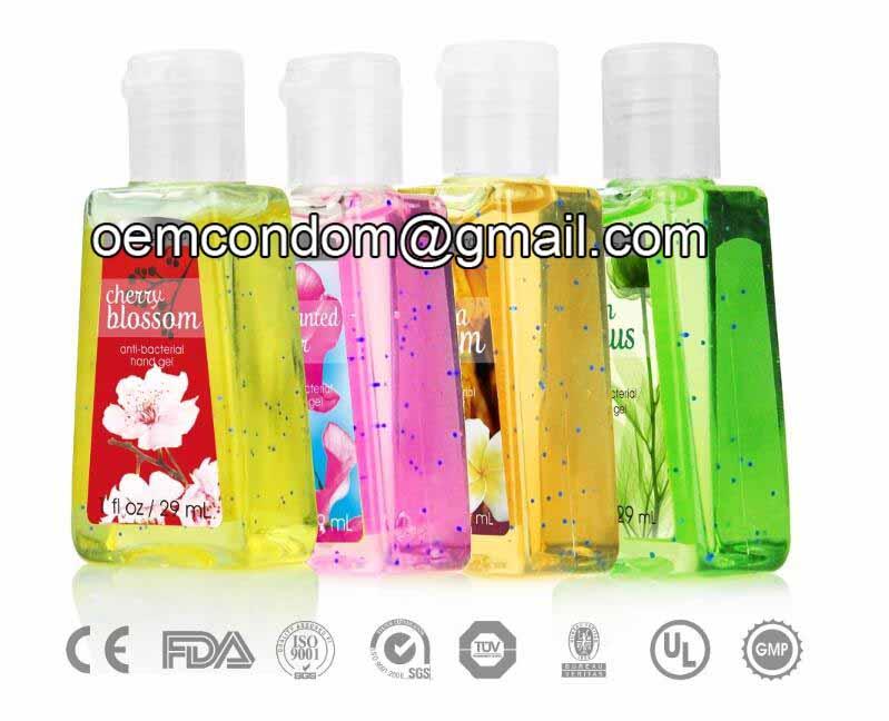 1oz mini hand sanitizer