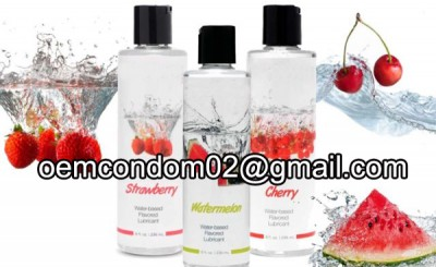 flavored lubricant,flavor water based lubricant,flavored lube producer
