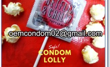 lollipop condoms,special condom producer,novelty condom supplier