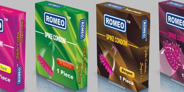Romeo Spike Condom