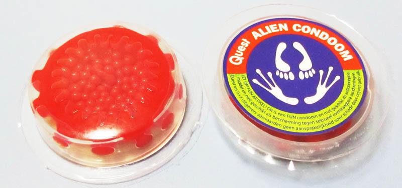 Spike Condom
