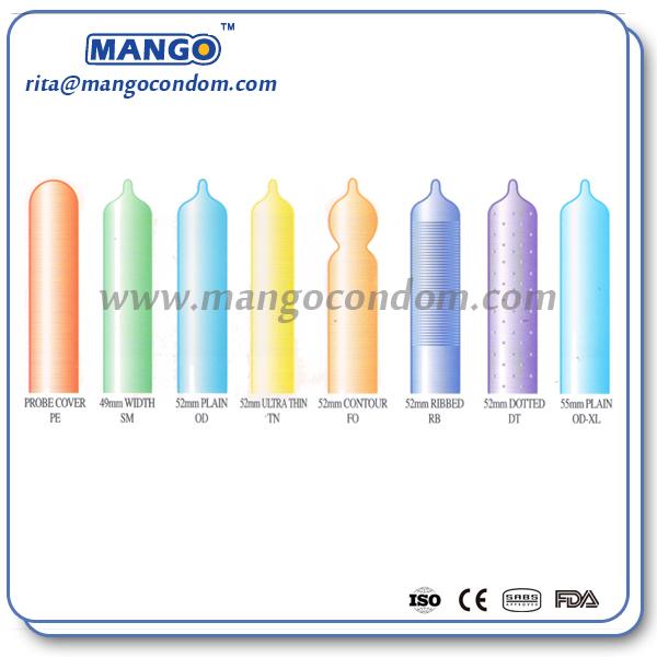 condom size