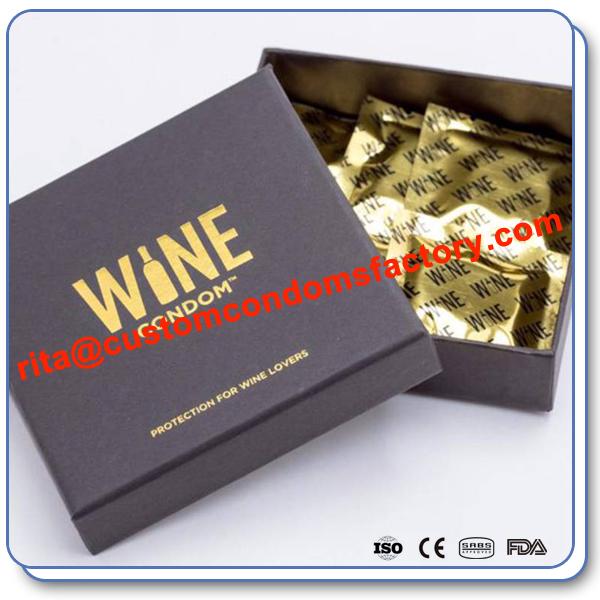 wine condom,new condom,special condom