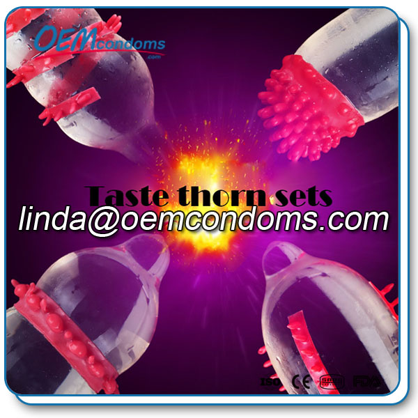 spike condom, spike condom manufacturer, custom spike condom factory
